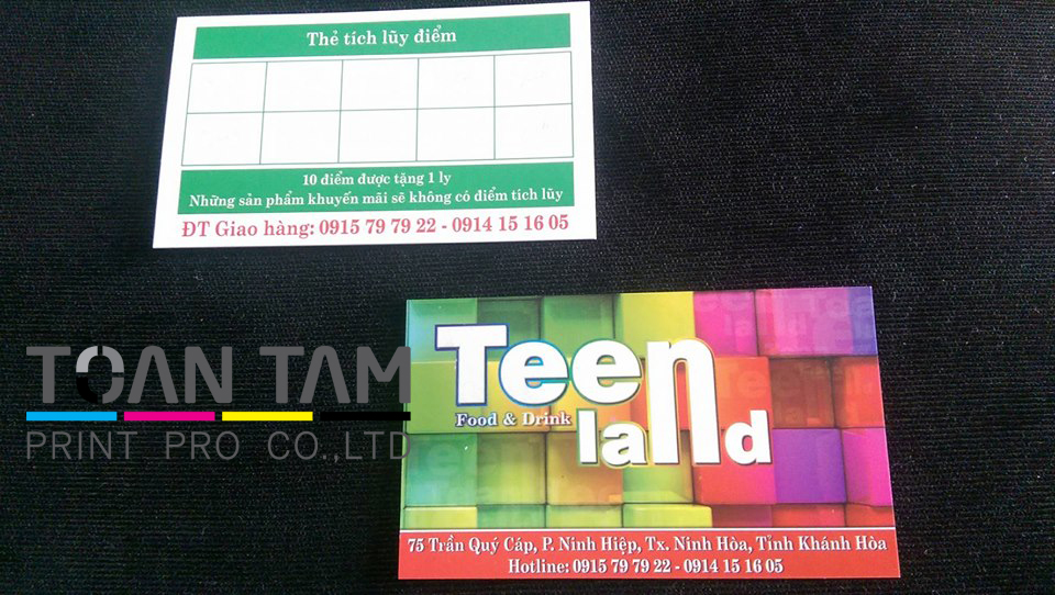 Mẫu Thiết Kế Name Teen Land