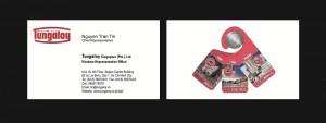 Mẫu Thiết Kế Name Card Tungaloy