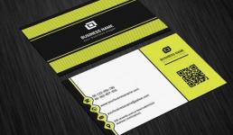 Mẫu Thiết Kế Name Card Business