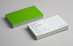 Mẫu Thiết Kế Name Card Chữ Nỗi