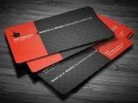Mẫu Thiết Kế NameCard Chuyên Nghiệp cho Doanh Nhân
