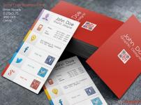 Mẫu Thiết Kế Name Card Vừa Đẹp Vừa Hiện Đại
