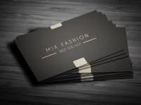 Mẫu Thiết Kế Name Card Mix Fashion