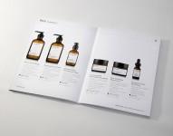 Mẫu In Catalogue Đơn Giản