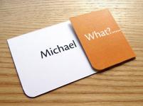 Mẫu Thiết Kế Name Card Độc Lạ Phá Cách