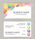 Mẫu Thiết Kế Name Card Độc Đáo Nổi Bật