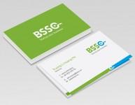 Mẫu Thiết Kế Name Card BSSC
