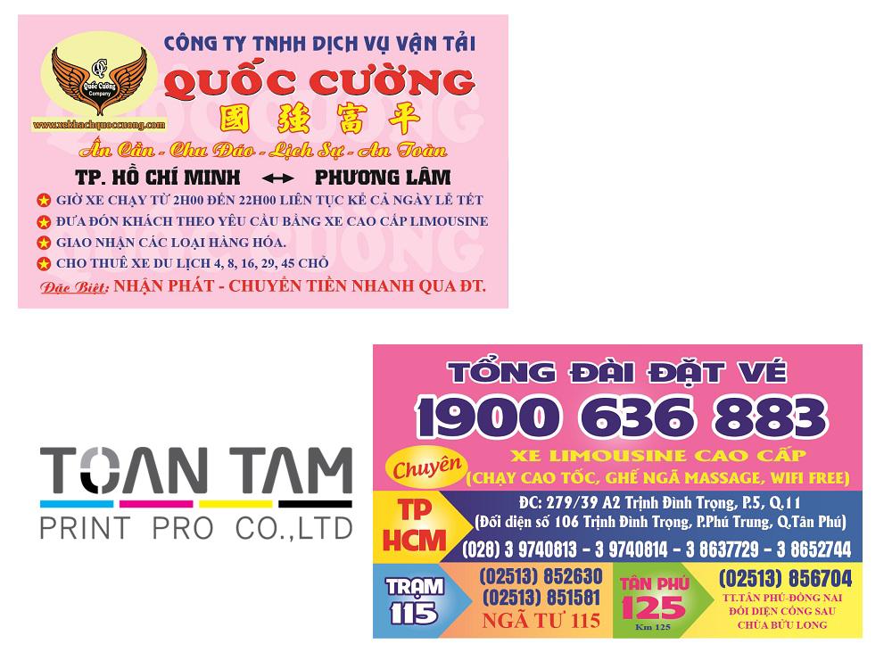 Mẫu Thiết Kế Name Card Quốc Cường