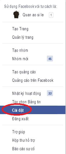 chong spam facebook tren dong thoi gian