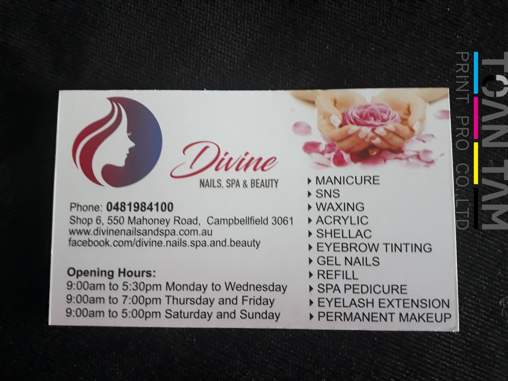 mau in name card divine